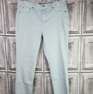 Areopostale High waisted ankle jeggings sz 12R
